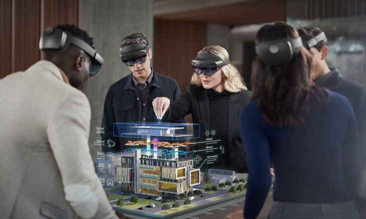 Azure Spatial Anchors of Microsoft Mixed Reality Applications