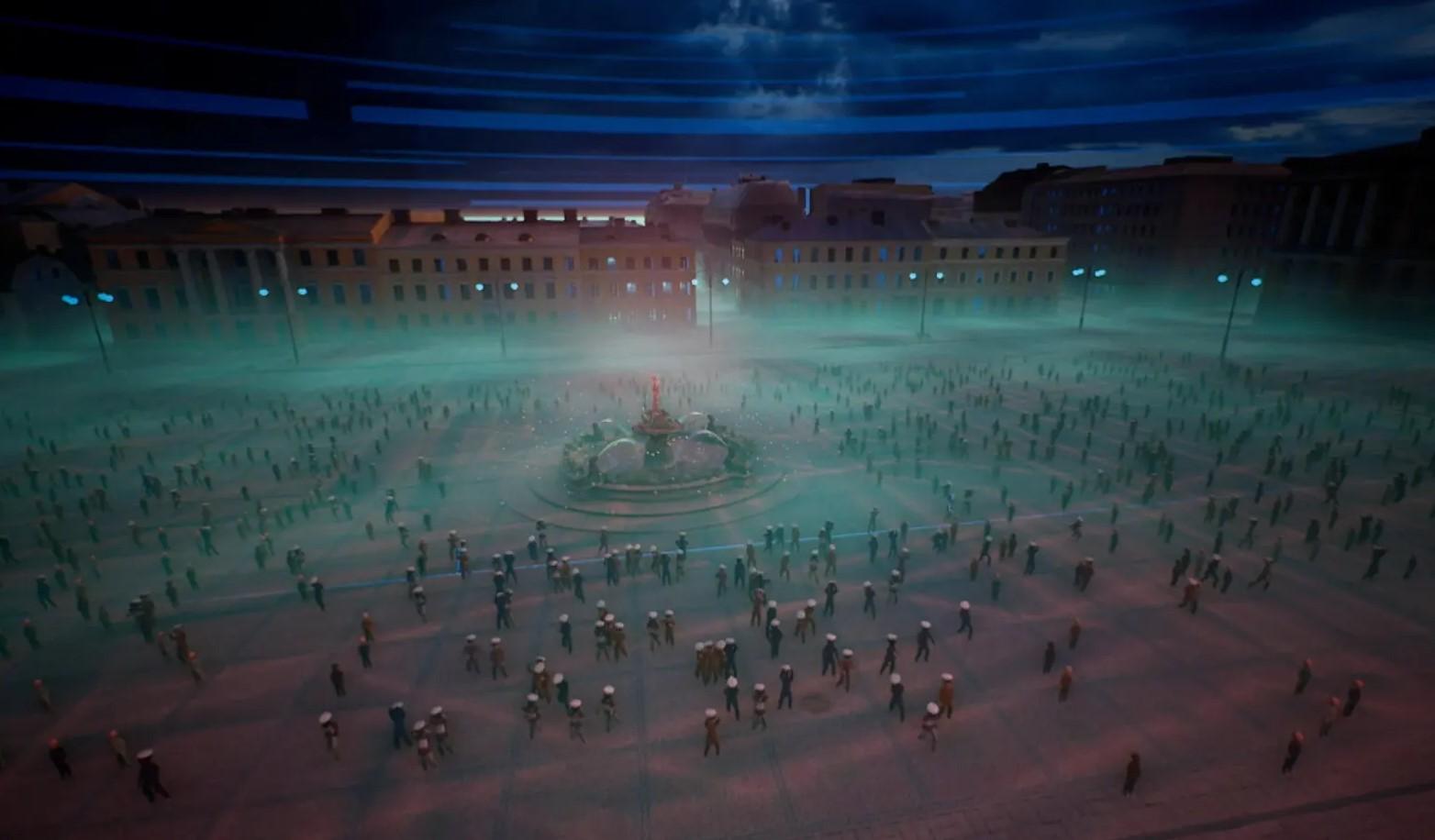 Virtual Reality Helsinki