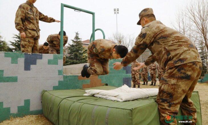 PLA to Use VR Training Program to Enhance Combat Readiness
