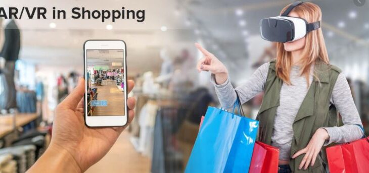 5 ways AR and VR innovate shopping experience