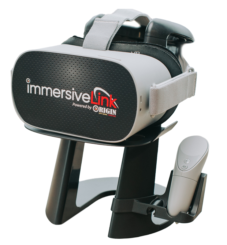 Immersive Link Headset