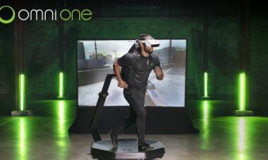 Omni One treadmill