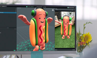 Snap Launches Lens Studio 3.4 with More Support for Augmented Reality Features in Snapchat