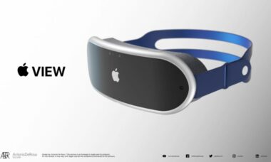 Apple VR Headset