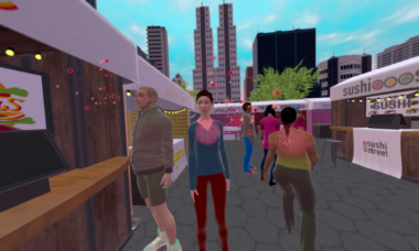 rism's VR Algebra Learning App Breaks Down the Maths of a Pandemic Outbreak